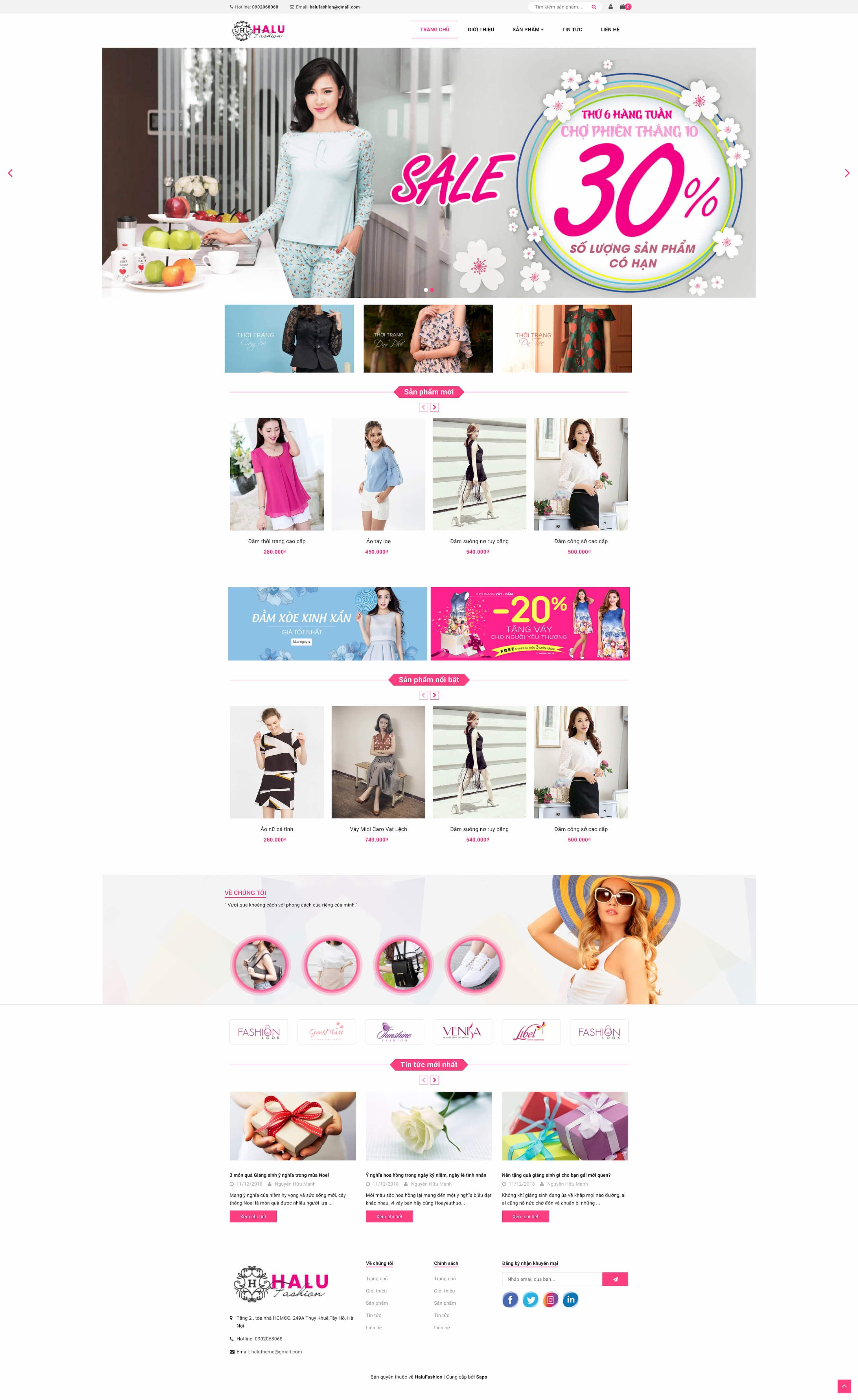 xcodi-template-fashion-shop