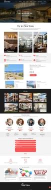Website bất động sản 2105